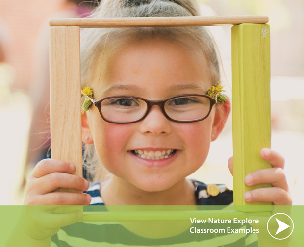 View Nature Explore Classroom Examples